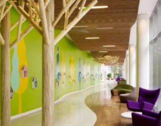 Il colore nell 39 ambiente sanitario villa giuseppina for Il colore nell arredamento